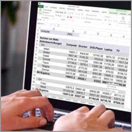 Excel-Kenntnisse rasch auffrischen