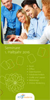 PCS Akademie - Seminarprogramm 2015