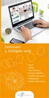 Seminarprogramm PcS Akademie 2016