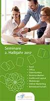 Seminarprogramm 2. Halbjahr 2017