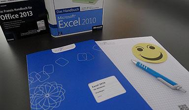 Seminarunterlagen zum Excel-Seminar | PCS Akademie