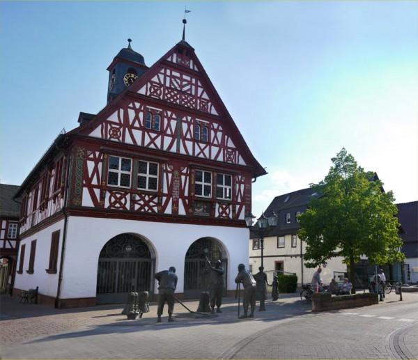 Historisches Rathaus Groß-Gerau