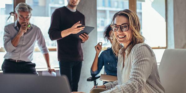 Arbeiten mit Office. Foto: Adobe Stock