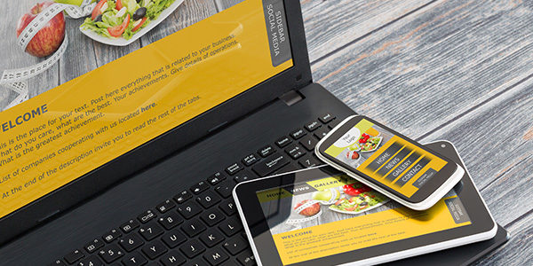 Frisches Webdesign für alle Geräte. Foto: REDPIXEL - Adobe Stock