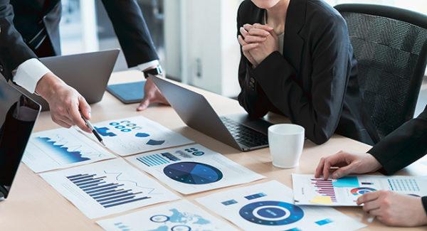 Diagramme mit Excel gestalten. Foto: naka / Adobe Stock