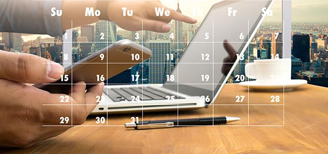 Excel, Rechnen mit Datum und Uhrzeit. Foto: onephoto, Adobe Stock
