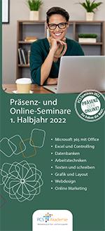 PCS Seminarprogramm 1/2022